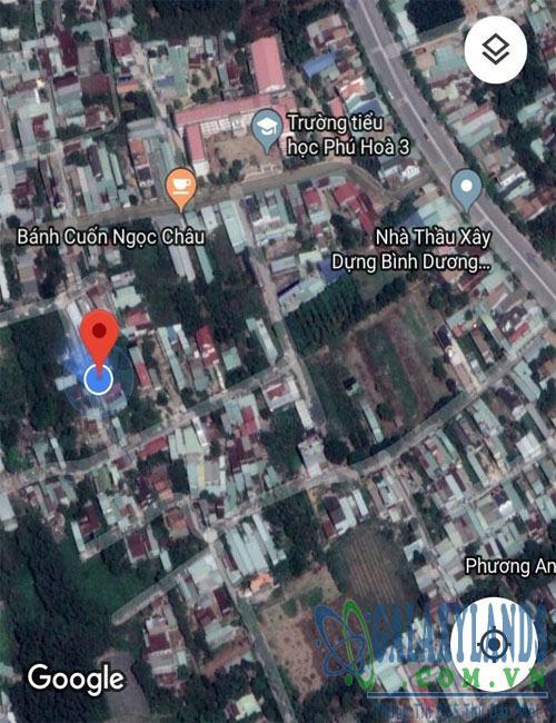 Bán đất Phú Hòa Thủ Dầu Một
