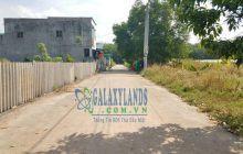 Bán đất nhánh DX06 phường Phú Mỹ thích hợp xây biệt thự.