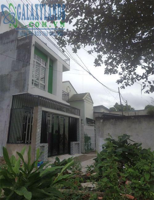 Bán đất hẻm 211 Huỳnh Văn Lũy phường Phú Lợi