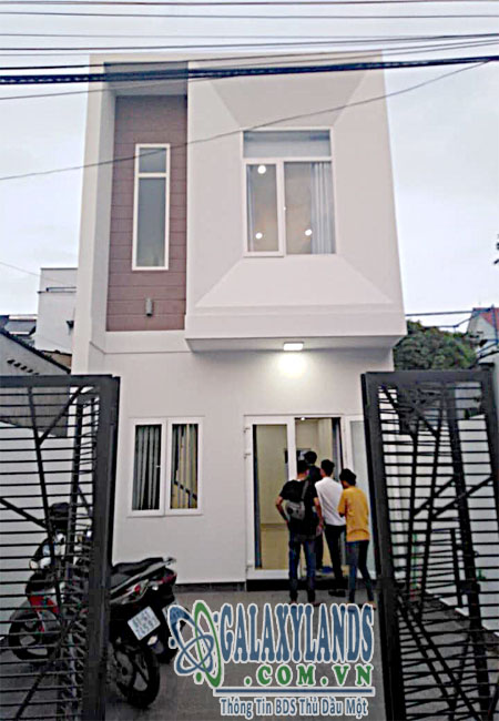 Bán nhà phường Phú Lợi Thủ Dầu Một Bình Dượng