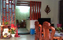 Bán nhà hẻm 322 Huỳnh Văn Lũy phường Phú Lợi, 1 trệt 1 lầu.