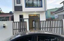 Bán nhà 1 trệt 1 lầu khu dân cư  K8 phường Hiệp Thành