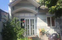 Bán nhà mái thái phường Phú Lợi, mặt tiền đường nhựa.
