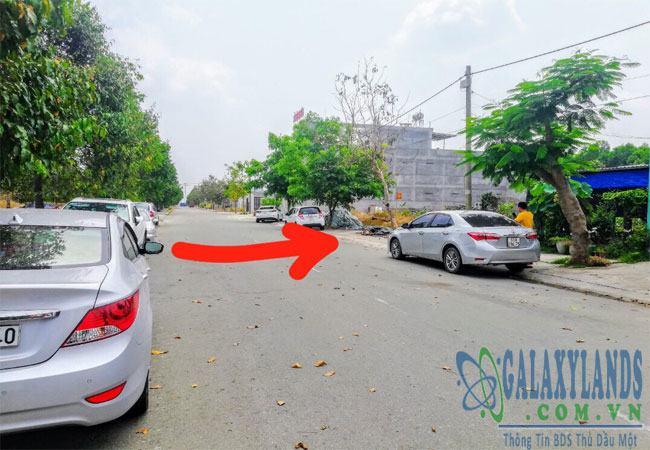 Bán đất đường N20 khu dân cư Phú Tân