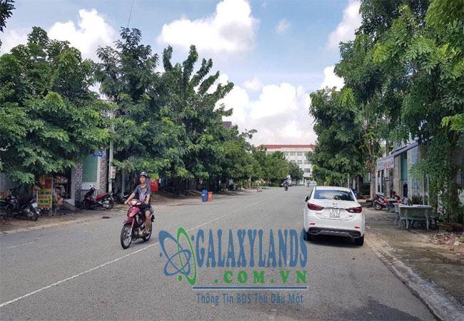 Bán đất đường N7 khu tái định cư Phú Mỹ.