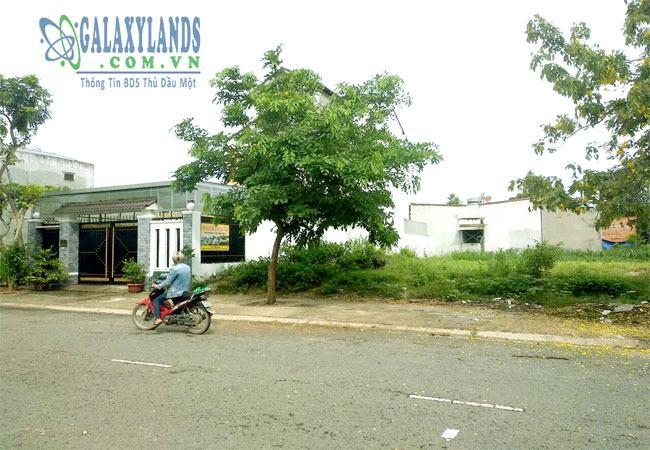 Bán đất đường D6 khu tái định cư Phú Mỹ, thành phố mới Bình Dương
