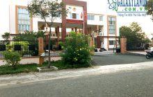 Bán đất đường NB3 khu đô thị mới phường Phú Tân, thành phố Mới Bình Dương