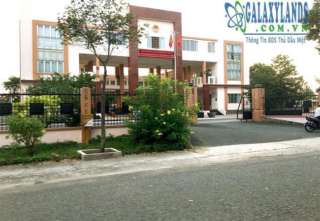Bán đất khu đô thị Mới phường Phú Tân