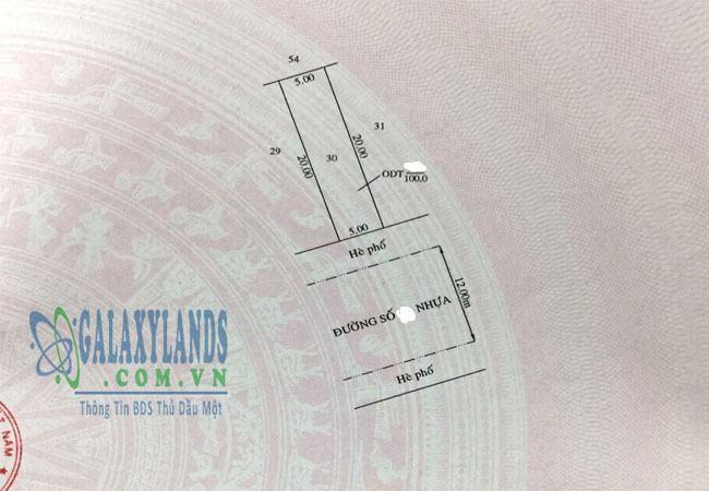 Bán đất đường số 80 Phú Chánh C