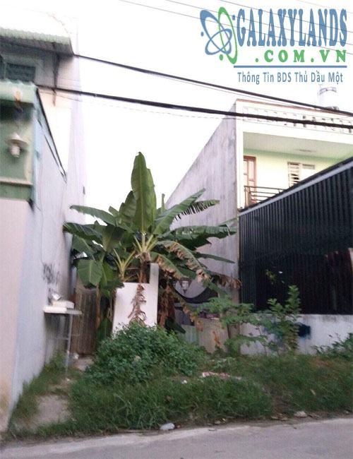 Bán đất phường Hiệp Thành Thủ Dầu Một.
