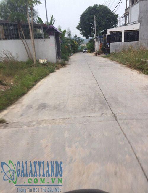 Bán đất hẻm Nguyễn Đức Thuận phường Hiệp Thành