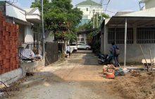 Bán đất phường Hiệp Thành hẻm heo Mọi thích hợp xây nhà.