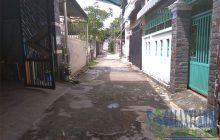 Bán đất Phú Hòa hẻm nhà thuốc Minh Giang.