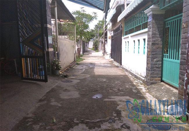 Bán đất đường Lê Hồng Phong phường Phú Hòa.