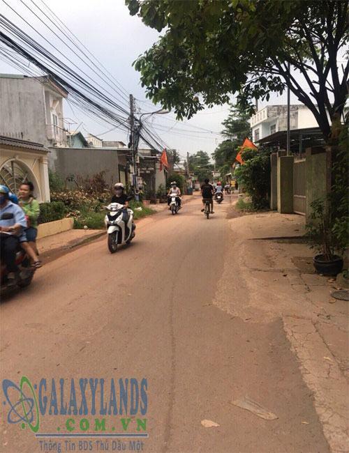 Bán đất hẻm 93 Nguyễn Thị Minh Khai Phường Phú Hòa