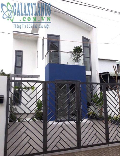Bán nhà phường Phú Lợi