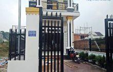 Bán nhà đường DX27 phường Phú Mỹ, 1 trệt 1 lầu, 5x27m