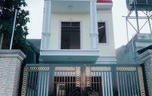 Bán nhà 1 trệt 2 lầu hẻm 322 phường Phú Lợi, Bình Dương
