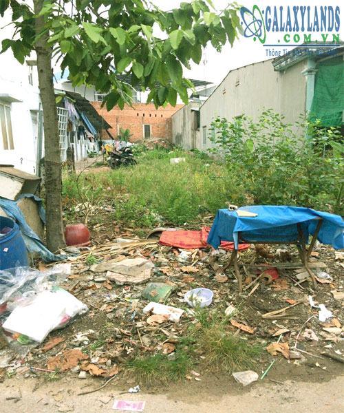 Bán đất đường Lê Hồng Phong phường Phú Thọ, Thủ Dầu Một, Bình Dương