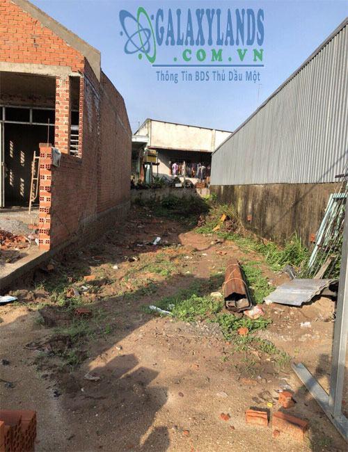 Bán đất phường Tương Bình Hiệp.