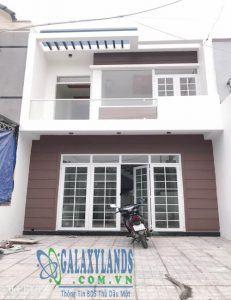 Bán nhà hẻm 211 Bò Hương Rừng Phú Lợi Bình Dương