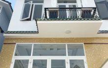 Bán nhà khu dân cư K8 phường Hiệp Thành, 1 trệt 1 lầu xây mới 100%