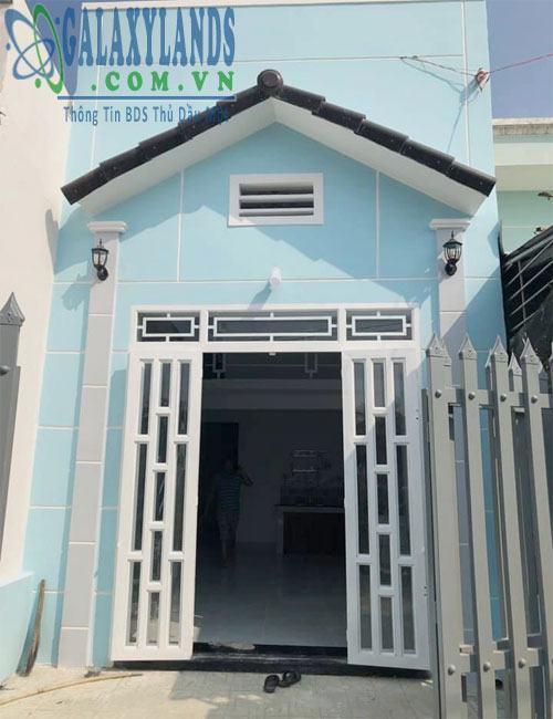 Bán nhà Phú Hòa Bình Dương