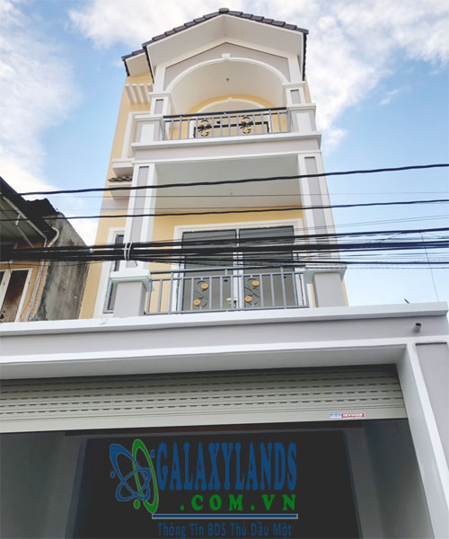 Bán nhà phường Phú Lợi, Thủ Dầu Một, Bình Dương