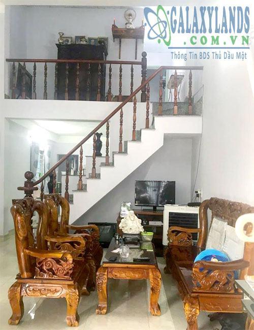 bán nhà khu phố 9 phường Phú Hòa, Thủ Dầu Một, Bình Dương