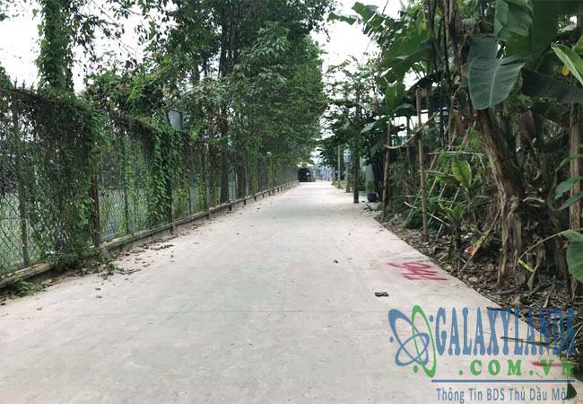 Bán đất đường DX47 Phú Mỹ