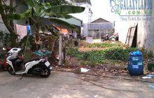 Bán đất 7.9x25m hẻm Nguyễn Thị Minh Khai khu phố 3 Phú Hòa.
