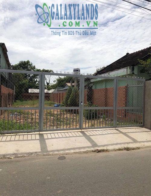 Bán đất đường DX27 Phú Mỹ