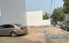 Bán đất hẻm đường Nguyễn Văn Lên Phú Lợi lô góc 2 mặt tiền