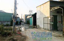 Bán đất hẻm 322 gần sân banh phường Phú Lợi.