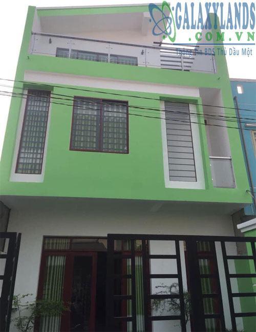 Bán nhà hẻm Nguyễn Đức Thuận phường Hiệp Thành