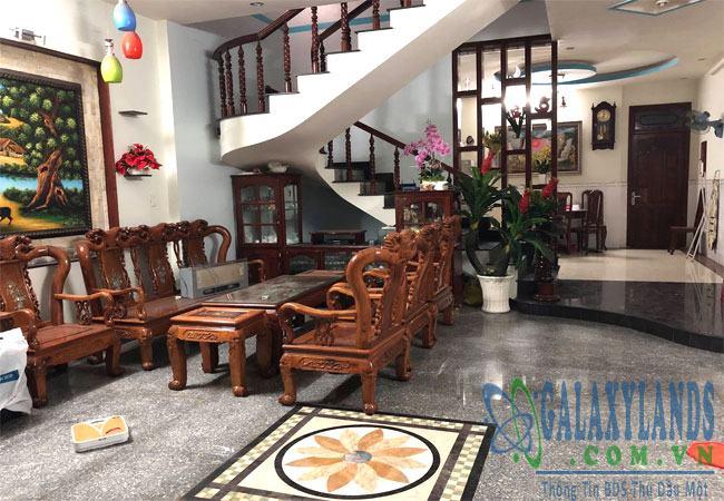 Bán nhà Phú Hòa