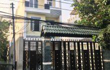 Bán nhà 1 trệt 2 lầu hẻm 23 Lê Thị Trung đối diện Đại Học Mở Phú Lợi