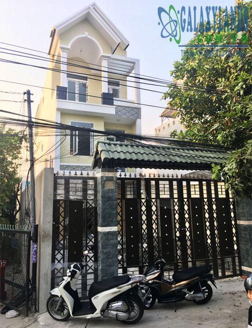 Bán nhà đường lê thị trung phường phú lợi