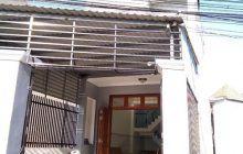 Bán nhà 1 trệt 1 lầu gần cafe Koi phường Phú Hòa, DT 5x22m.