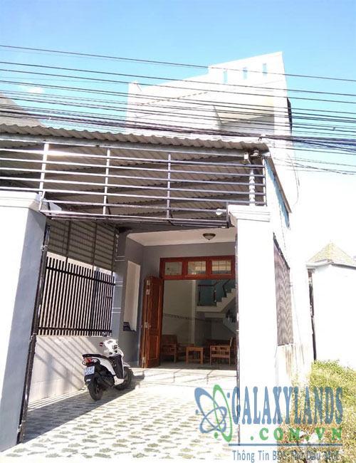 Bán nhà Phú Hòa gần cafe Koi