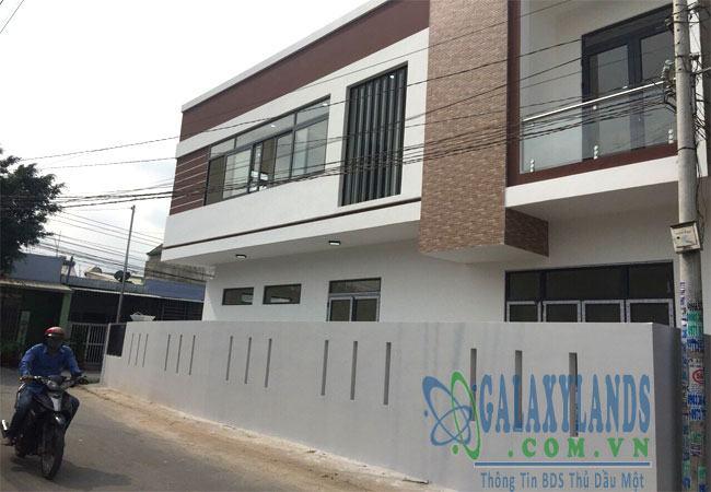 Bán nhà phường Phú Lợi Bình Dương