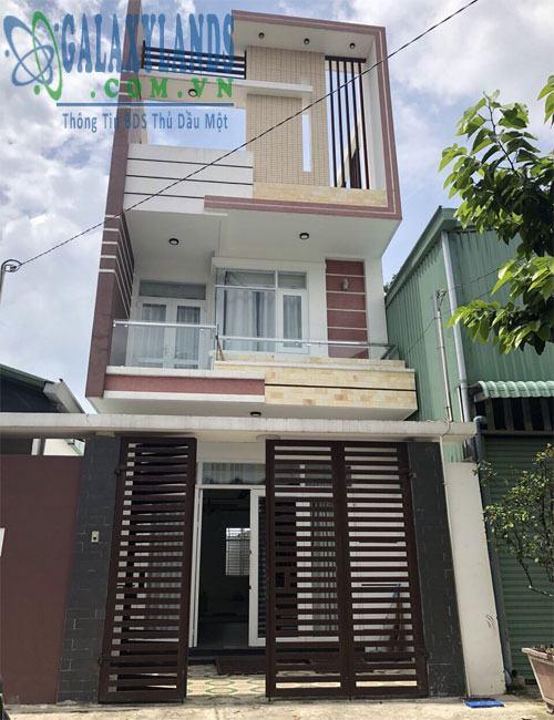 Bán nhà khu dân cư Phú Hòa 1