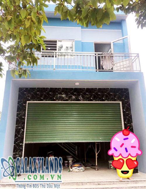 bán nhà mặt tiền đường Huỳnh Văn Lũy, phường Phú Mỹ, thành phố Thủ Dầu Một, Bình Dương