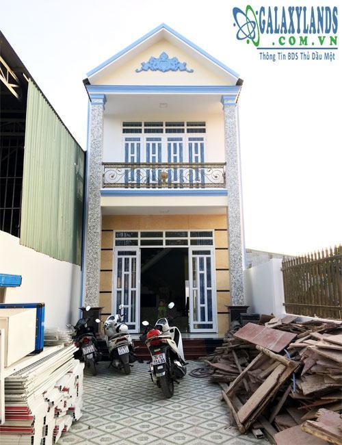 Bán nhà hẻm 269 Nguyễn Thị Minh Khai, phường Phú Hòa, Thủ Dầu Một