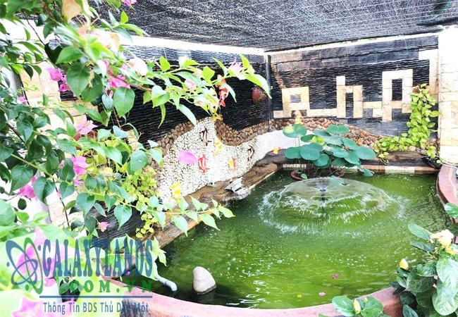 Bán nhà đường Huỳnh Văn Lũy, phường Phú Lợi, Tp. Thủ Dầu Một, Bình Dương