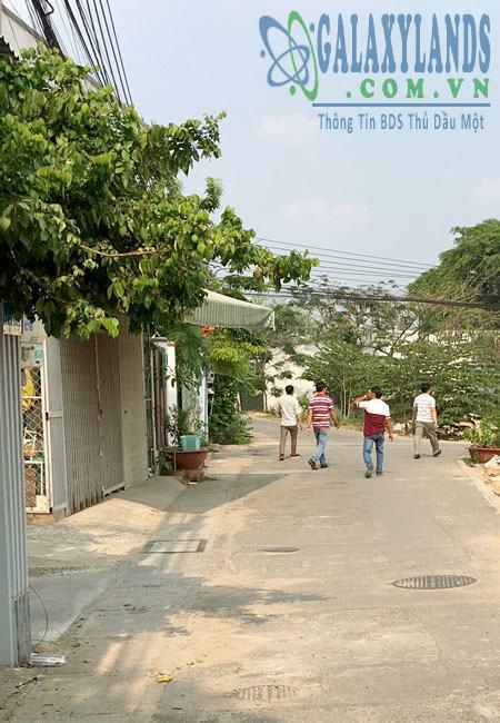 Bán đất đường Nguyễn Bình, phường Phú Lợi, Thủ Dầu Một, Bình Dương