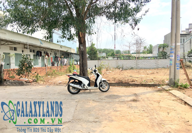 Bán đất đường Huỳnh Văn Lũy, phường Phú Lợi, Bình Dương