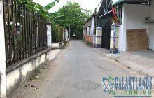 Bán đất khu 4 Phú Hòa, 1 sẹc đường Lê Hồng Phong, DT 5×27.6m.