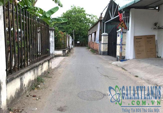 Bán đất Phú Hòa