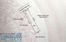 Bán đất Hiệp Thành diện tích 4.5x24m tổng 110m2.